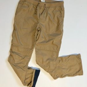 Boy's lined pants